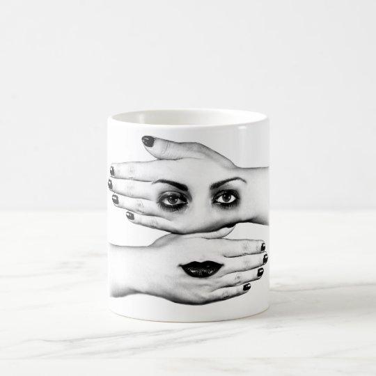Face and Facade Coffee Mug