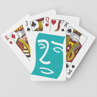 Face Art Playing Cards