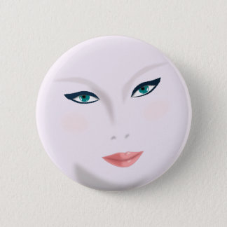 face beauty woman young skin button