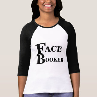 FACE BOOKER T-SHIRTS FOR ALL