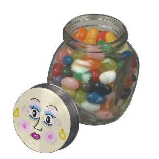 Face Candy Tin