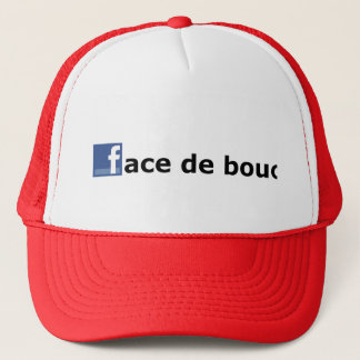 """Face de Bouc"" Trucker Hat"