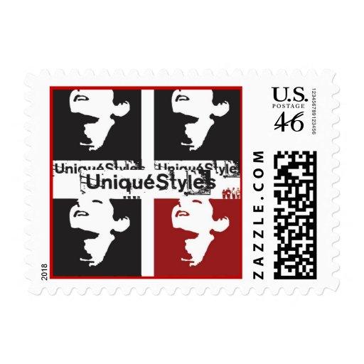 Face DesignR3 Stamp