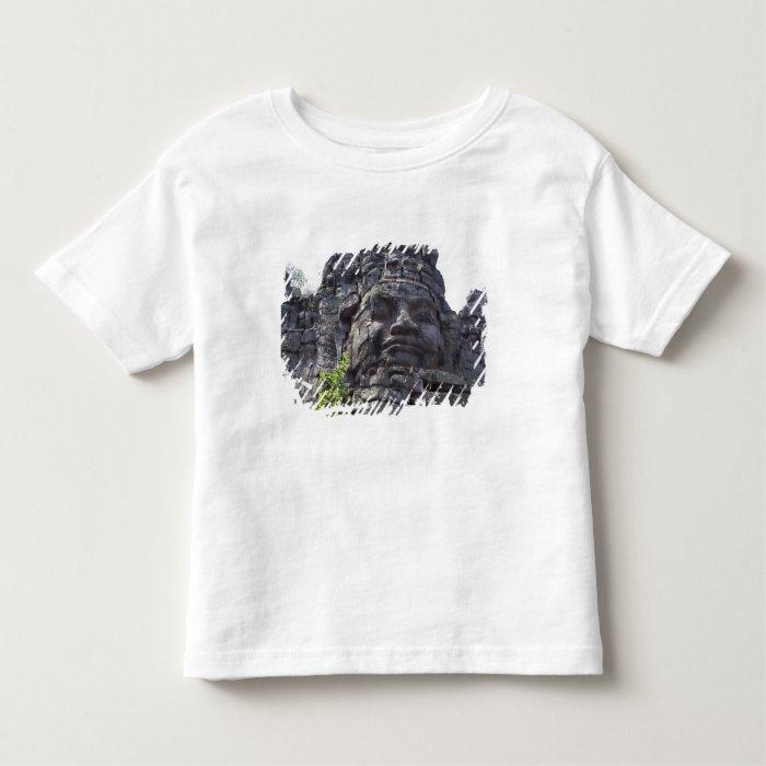 Face detail of the West Gate-Tower Gopuram), Toddler T-shirt