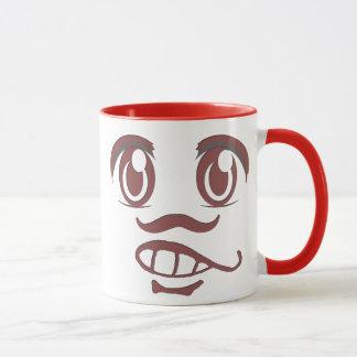 Face Drawing Mug