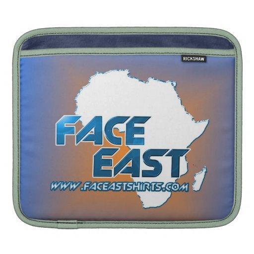 FACE EAST Ipad sleeve
