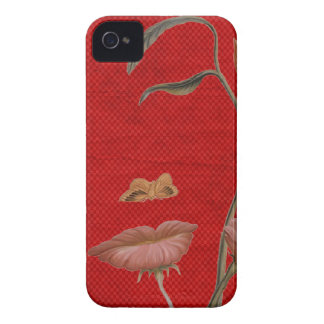 Face Flower illusion Blackberry Bold  Case-Mate Ca Case-Mate iPhone 4 Case