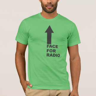 Face for Radio T-Shirt