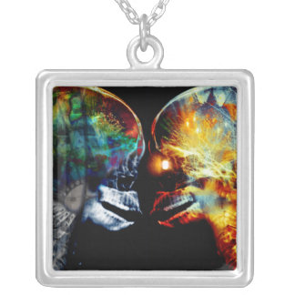 Face II Face Personalized Necklace