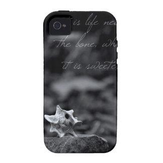 Face in the Bone iPhone case Case-Mate iPhone 4 Cover