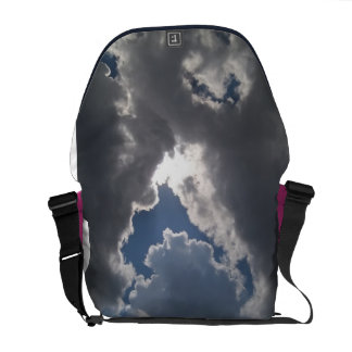 FACE IN THE CLOUDS  BAG