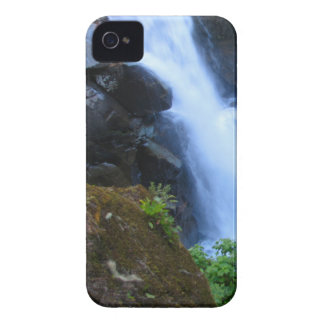 Face In The Falls iPhone 4 Case