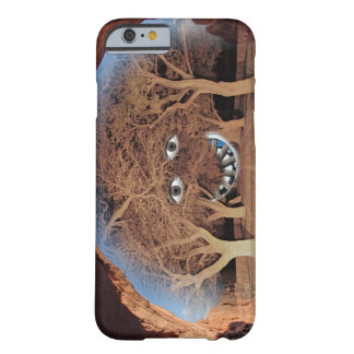 FACE IN THE TREES BARELY THERE iPhone 6 CASE