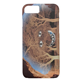 FACE IN THE TREES iPhone 8/7 CASE