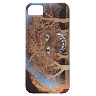 FACE IN THE TREES iPhone SE/5/5s CASE