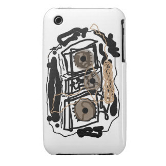 face iPhone 3 cover