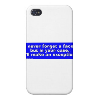 face iPhone 4/4S cover