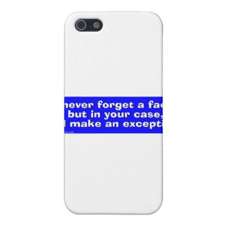 face iPhone 5 case