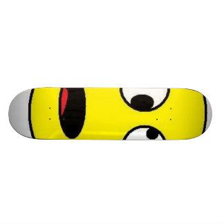face it skateboard
