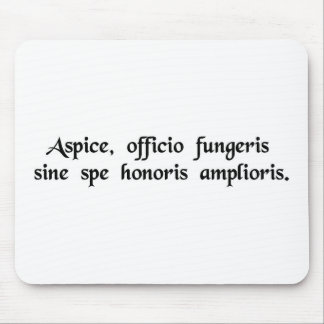 Face it, you're stuck in a dead end job mouse pad
