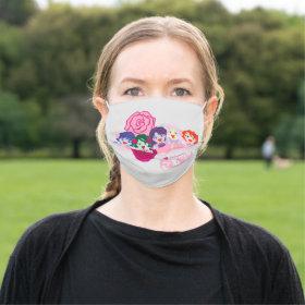 Face Mask Bellossoms Full Bloom