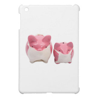 Face Mask Pigs iPad Mini Case