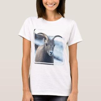 Face of a Bighorn Sheep T-Shirt