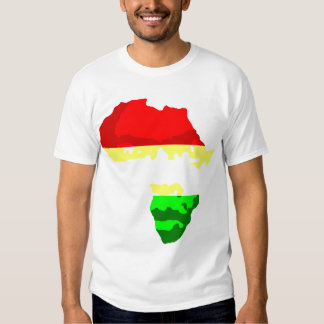 Face of Africa Tees