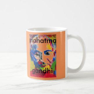 Face of Colors Mahatma Gandhi Mug