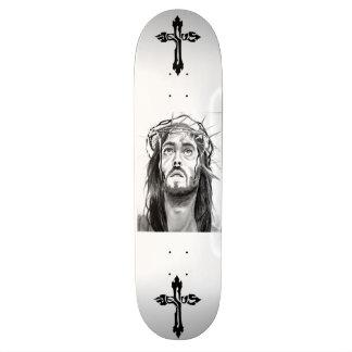 Face of Jesus Board Custom Skateboard