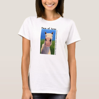 Face of Love Fine Art t-shirt