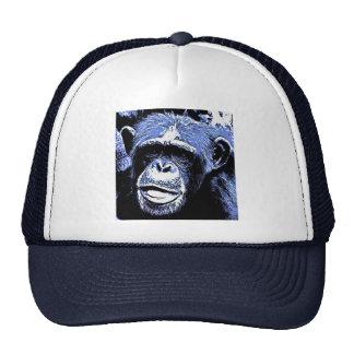 Face of Monkey monkey face Trucker Hat