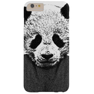 Face of panda killer barely there iPhone 6 plus case