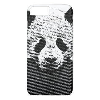 Face of panda killer iPhone 7 plus case