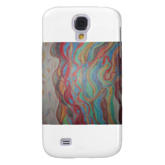 face of ribbon galaxy s4 cases
