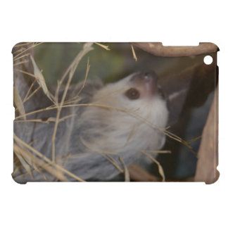 Face of Sloth Cover For The iPad Mini