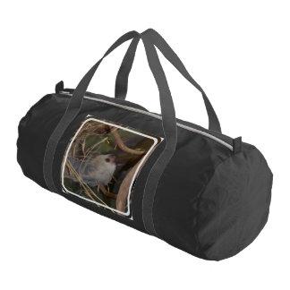 Face of Sloth Duffle Bag