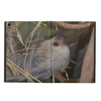 Face of Sloth iPad Air Covers