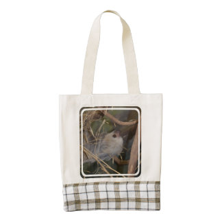 Face of Sloth Zazzle HEART Tote Bag