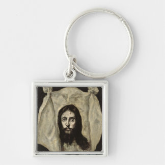 Face of the Christ Keychain