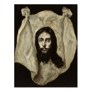 Face of the Christ Postcards