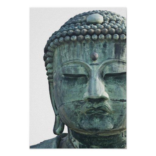 Face of the Great Buddha of Kamakura also Poster