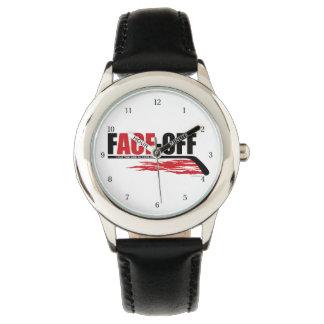 Face-Off Ace (Hockey) Wrist Watch