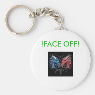 Face off FACE OFF Key Chain