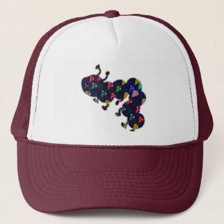 Face Painted CATERPILLAR kids NavinJOSHI NVN105 Trucker Hat
