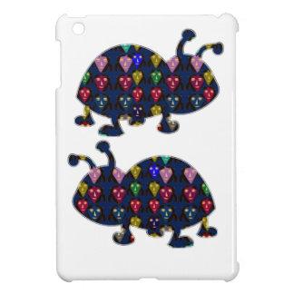 Face painted LADYbug bug kids navinJOSHI NVN106 FU Cover For The iPad Mini