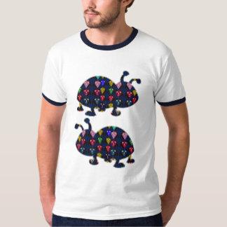 Face painted LADYbug bug kids navinJOSHI NVN106 FU T-Shirt