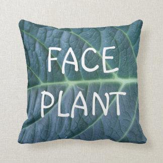 Face Plant Pun Pillows