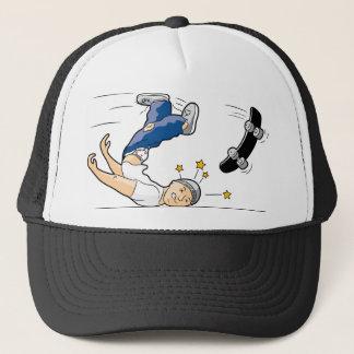 Face Plant Trucker Hat