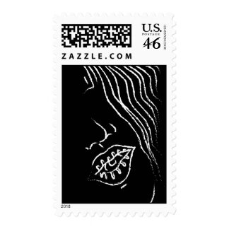 face postage stamps
